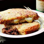 Mozzarella in carrozza senza farina