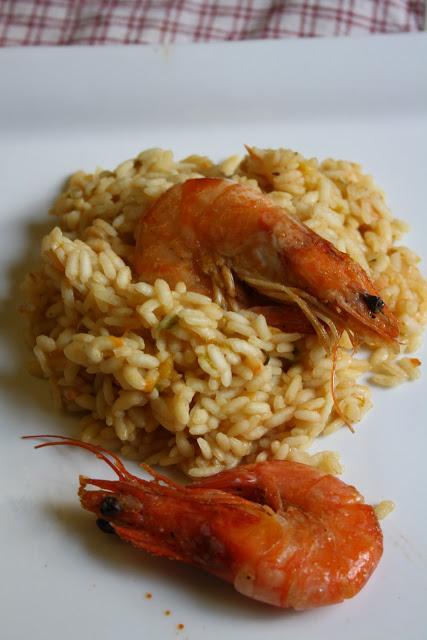 riso gamberoni