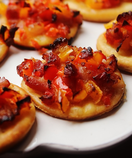 Tapas ai peperoni ricetta ed ingredienti dei foodblogger for Ricette spagnole